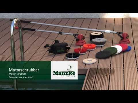Motorschrubber (Anwendung)